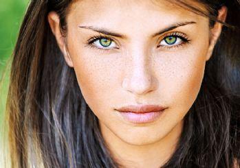 Yeşil gözler için makyaj tüyoları