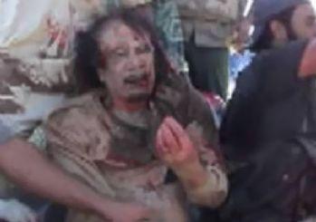 Kaddafi'nin yeni linç edilme görüntüleri yayınlandı