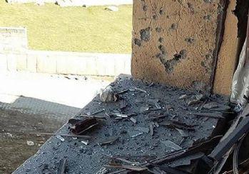 Eve roketatar mermisi isabet etti: 1 ölü