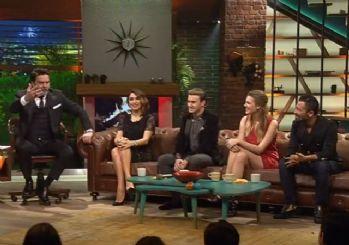 Beyaz Show tarihinde ilk kez banttan yayınlandı