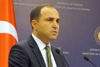 'Sınırda kaşe vize uygulamasına son verilmektedir'