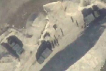 Azerbaycan Ermenistan'ın zırhlı araçlarını vurdu