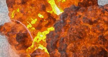 Sur'da patlama: 4 yaralı