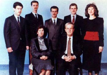 Beşar Esed'in annesi Enise Mahluf vefat etti