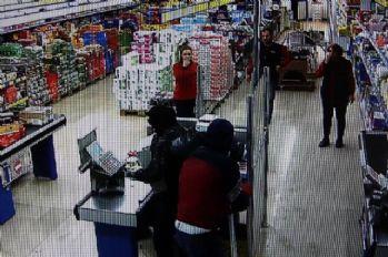 Aynı marketi 2. defa soydular
