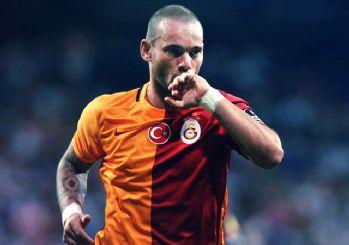 Menajeri açıkladı: Çinliler'in yeni hedefi Sneijder