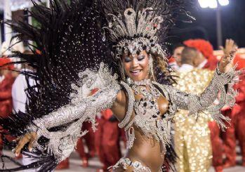 Brezilya Rio Karnavalı başladı