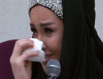 Ünlü modacı tesettüre girişini gözyaşlarıyla anlattı