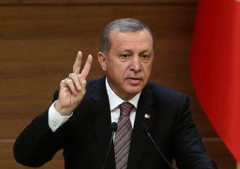 Cumhurbaşkanı Erdoğan muhtarlara sigarayı bıraktırdı