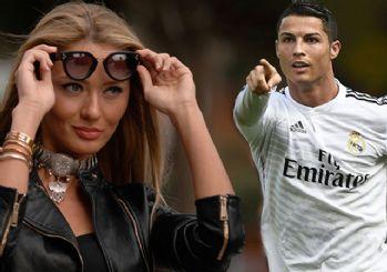 Real Madrid'in yıldızı Ronaldo'nun gönlünü kaptırdığı Cansu Taşkın konuştu