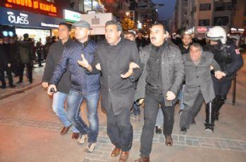 İzmir karıştı: HDP'li başkan da gözaltına alındı