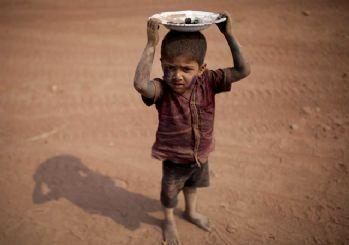 Bangladeş'in çocuk işçileri...