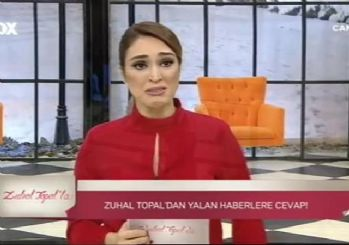 Zuhal Topal: Vatan sevgimi kimse sorgulayamaz