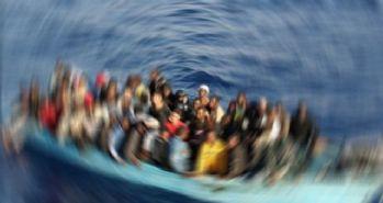O tekne kaçak göçmenlere mezar olan tekne çıktı