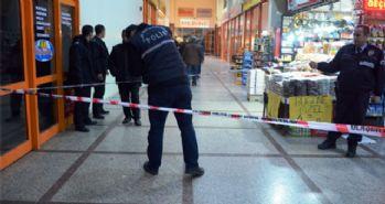 Otobüs terminalinde silahlı kavga: 2 yaralı