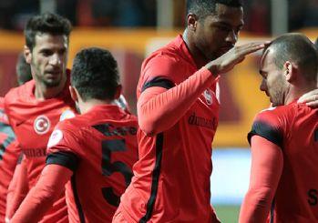Akhisar Belediyespor- Galatasaray maç sonucu
