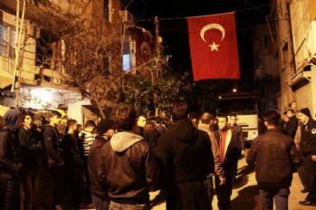 Şehit ateşi Adana'ya düştü