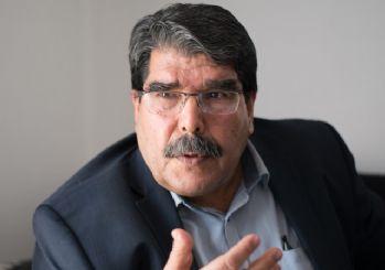 PYD Lideri Salih Müslim'den 'Fırat'ın batısı' açıklaması