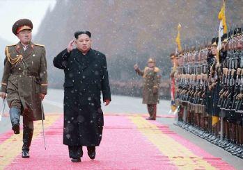 Kuzey Kore Başkanı Kim Jong-un: Güney Kore'nin bu yaptığı savaş ilanıdır!