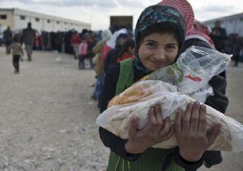 Haleplilerin yaraları sarılıyor...