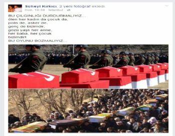 CHP Meclis üyesinden tepki çeken paylaşım