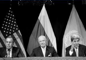 Kerry: Suriye'de 1 haftalık ateşkes için uzlaşıldı