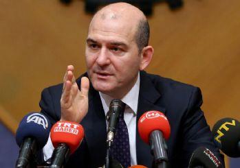 Süleyman Soylu DİSK Genel Kurulu'nu terk etti
