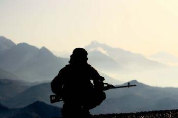 Cizre'de 1 asker şehit oldu