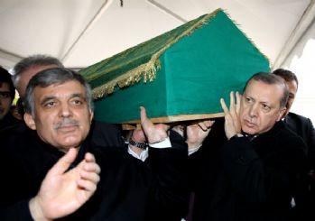 Erdoğan ve Davutoğlu, Abdullah Gül'ü yalnız bırakmadı!