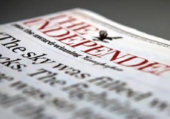 İngiliz Independent gazetesi yazılı baskıyı bırakıyor