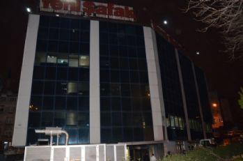 Gazete binalarına saldıranlar örgüt mensubu çıktı