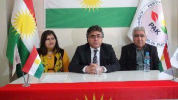 Kürdistan Özgürlük Partisi'nden PKK'ya sert tepki