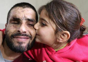 Suriyeli Gözyaşı'nın mutluluğu