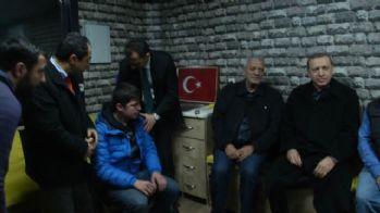 Taksicilere Erdoğan sürprizi