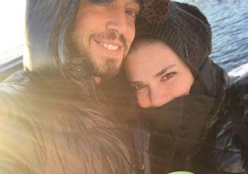 Aslı Enver ile Murat Boz aşkını kanıtlayan fotoğraf
