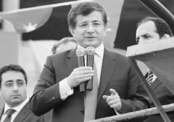 Davutoğlu Erzincan'da konuşuyor