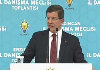 Başbakan Davutoğlu: CHP iftiralar üzerinden siyaset yapıyor