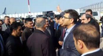 HDP'li vekil ile polis arasında VIP otopark tartışması