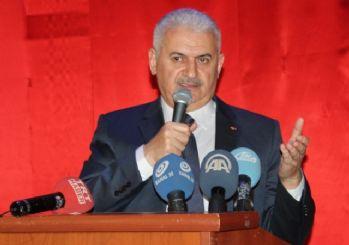 İzmir'e 'başkanlık'ı anlattı