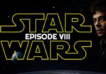 Oyuncuları belli olan Star Wars 8'in teaserını 4 milyon kişi izledi