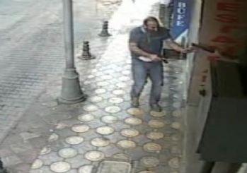 Malatya'da cinayet anı kamerada
