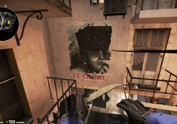 Online oyun Counter Strike'ın saçma Atatürk benzetmesi tepki çekti!