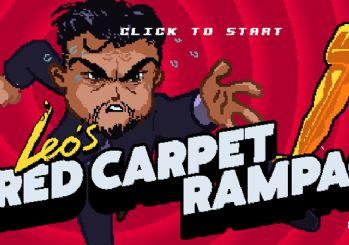 Leonardo DiCaprio'nun Oscar mücadelesi oyun oldu