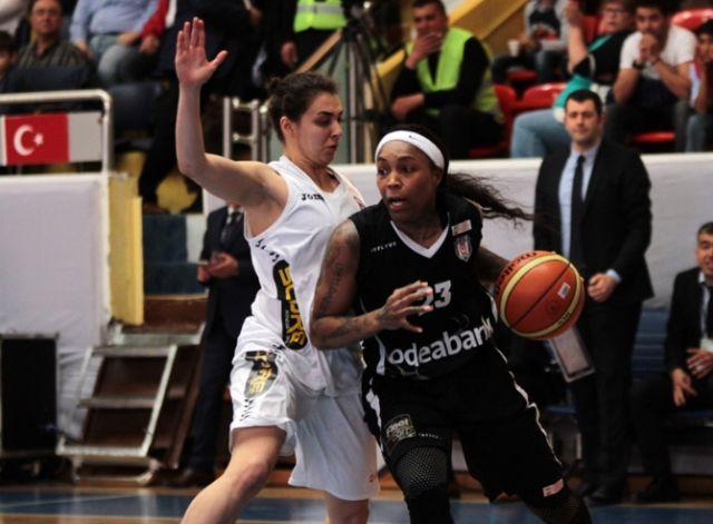 BOTAŞ: 70 - Beşiktaş: 69 56