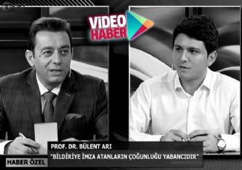 Bülent Arı: Türkiye'nin en tehlikeli kesimi okumuşlardır