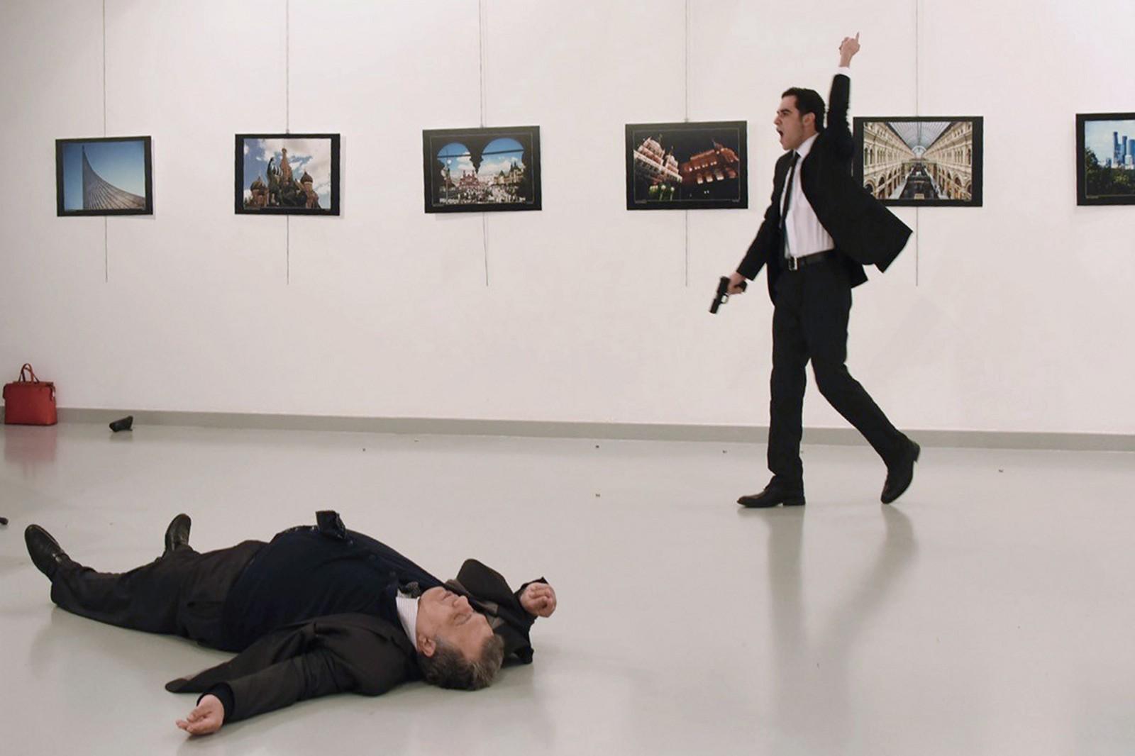 Karlov suikasti iddianamesinde Gülen dahil 28 şüpheli…