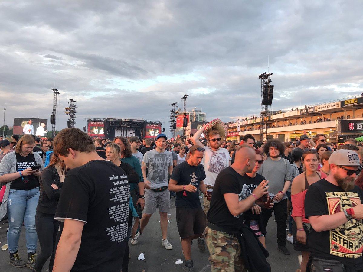 Almanya'da müzik festivalinde terör alarmı