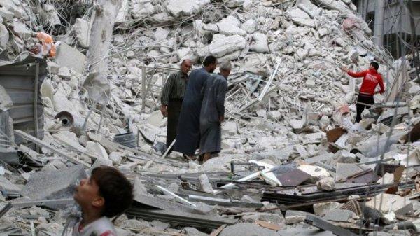 Suriye yeniden inşa edilecek!