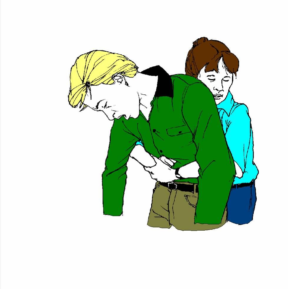 Solunum yolu tıkanmasında ilk yardım nasıl yapılır