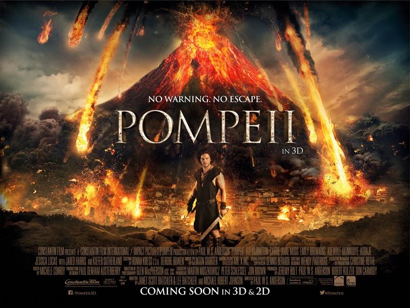 Pompeii / Помпей (2014)
